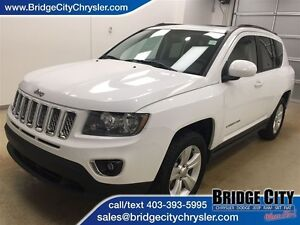 2016 Jeep Compass Sport- 4x4, Leather, Heated Seats!