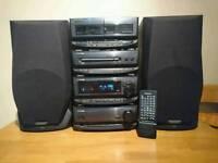 Kenwood H5 hi-fi system