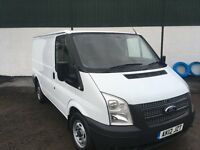2012 TRANSIT 125 T260 1 UK COMPANY OWNER *FINANCE AVAILABLE*
