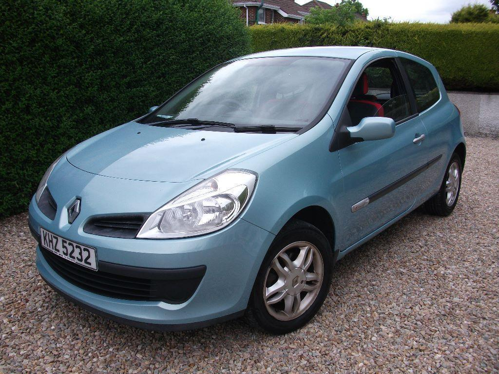 08 renault clio 1 5 dci rip curl 3 door manual diesel hatchback 60mpg in newtownabbey. Black Bedroom Furniture Sets. Home Design Ideas