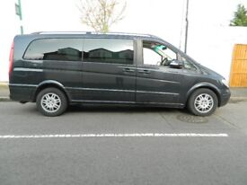 Mercedes viano Extra Long automatic