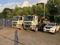 Birmingham grab hire & haulage ltd Stourbridge Dudley Halesowen Quinton Solihull