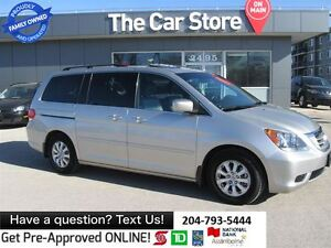 2008 Honda Odyssey EX-L -SUNROOF LEATHER FULLY LOADED
