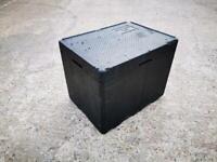 Cryobox/Dry Ice Box 130lt