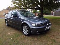 BMW 3 SERIES 316i AUTOMATIC * *BRAND NEW MOT DRIVES PERFECTLY** FULL SERVICE HISTORY!