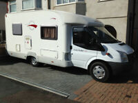 Ford Transit Auto roller 2 Berth, 2008, 2200 (cc). £16,000 or Sensible offer's.