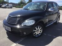 56 PT CRUISER LPG/PETROL 2-4 AUTOMATIC ONLY 69K PRECISION MOTOCAR £1295 P/EX TAKEN CARDS DELIVERIES