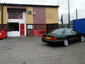 Self contained Warehouse and Office unit for rent in Enfield