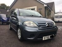 Citroen C3 2006 Long MOT