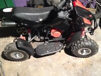 Kids quad bike 49cc