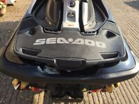 Seadoo rxt 260 rs as