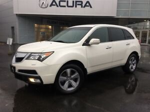 2012 Acura MDX TECH | DVD | NAVI | 1OWNER | TINT | LEATHER