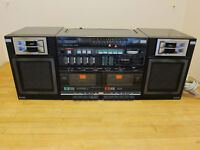 Sansui CP-55W Portable component stereo system