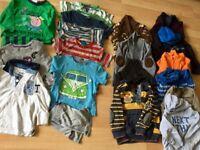 BOYS CLOTHES VARIOUS