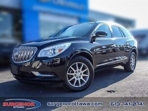 2016 Buick Enclave AWD Leather  - Certified - $295.76 B/W
