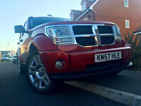 Dodge Nitro 2.8 CRD SXT 5dr Automatic - Full Leather - Full Service History