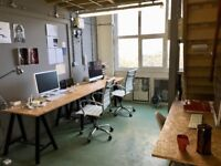 Creative Work Space - Office Space - Great for Start-Ups - Free Wifi - No Business Rates - Dalston