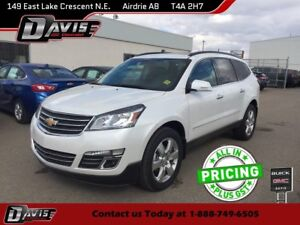 2017 Chevrolet Traverse Premier DUAL PANEL SUNROOF, REAR VISI...