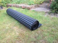 Cavity drain waterproofing membrane - Newton 520