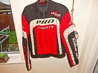 Hein Gericke Pro Sports textile jACKET