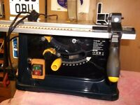a 10 inch table saw