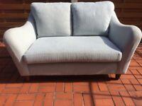 Sofa. 2 seat, Dfs brand.