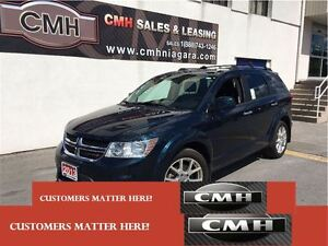 2013 Dodge Journey R/T AWD **ONLY $146.88 PAYMENT B/W *CERTIFIED