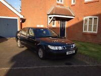 SAAB 9-5 SAAB 95 PETROL 2.3T turbo leather 2290