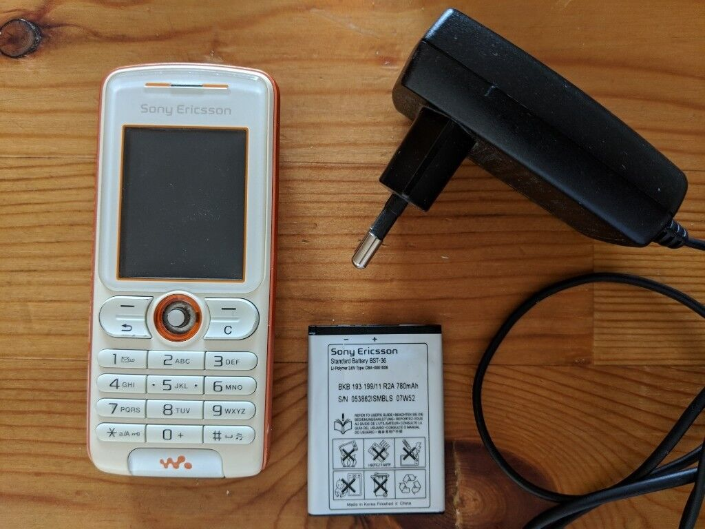 w200i mobile phone user manual