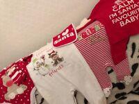 Xmas Baby Clothes !