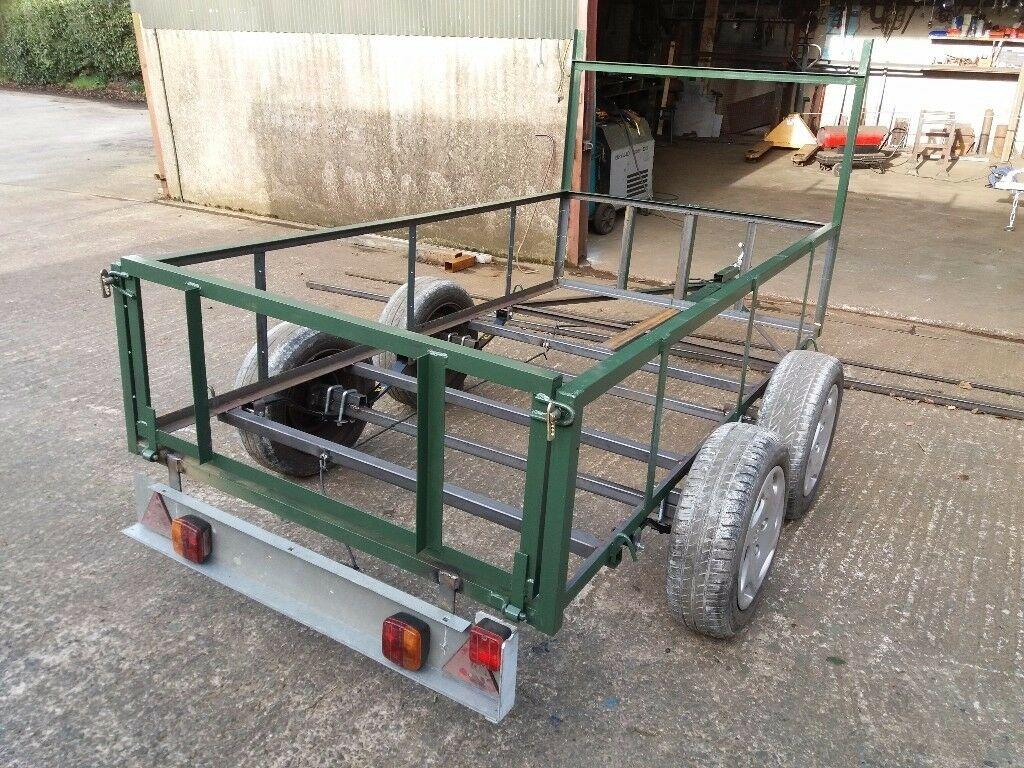 8ftx4ft trailer frames | in Banbridge, County Down | Gumtree
