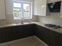 A BRAND NEW THREE BEDROOM FAMILY HOME LOCATED CLOSE TO HEATHROW-NEW BATHROOM-NEW KITCHEN-AVAIL NOW