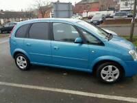 Vauxhall Meriva 2004 1.8 petrol
