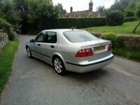 Saab 9-5 2.0T Auto, private sale Parts for service included in the price