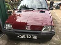 Rover Metro Quest Edition for sale