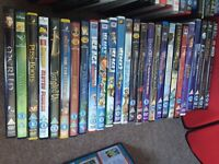 Approx 100 DVDs