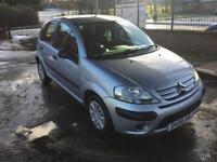 2008 CITROEN C3 1.4 HDI FSH LOW*MILEAGE £30 TAX