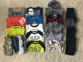 Boys clothes bundle age. 2-3