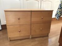 Pair of Bed Side Tables, BS30