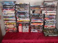 Job Lot of DVD's. (115 in total)