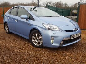Toyota Prius Plugin Hybrid Leather UK Model Finance Available