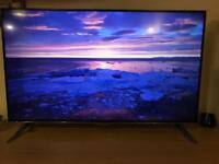 Panasonic Viera 48 inch 4K LED 3D smart TV - perfect for your living room!