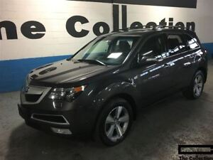 2012 Acura MDX Technology Package SH-AWD w/Rear Entertainment Pk