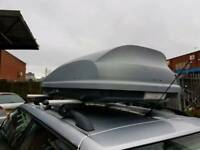 470 litre Roof Box & Rails