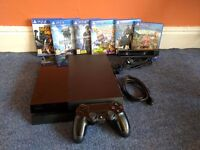 Playstation 4, Games and Accessories