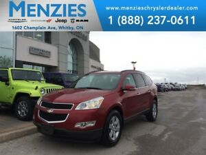 2012 Chevrolet Traverse LT, Hands-Free, Sirius XM, Clean Carproo