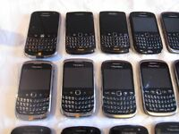 x22 mix blackberry all full working order