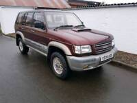 Trade in , ideal for export Isuzu trooper citation LBW