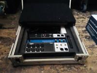 Soundcraft Ui12 Wireless Mixing Desk + Flight Case