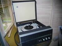 BUSH 1960s RECORD PLAYER